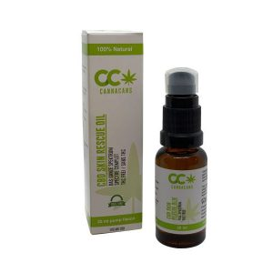 cbd skin rescue oil